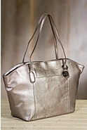 Women's Hobo Patti Leather Tote Bag