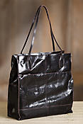 Women's Hobo Finley Leather Tote Bag
