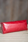 Women's Hobo Adelyn Leather Clutch