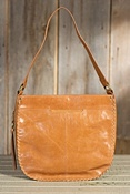 Women's Hobo Bianka Leather Handbag