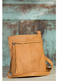 Women's Hobo Sarah Leather Handbag