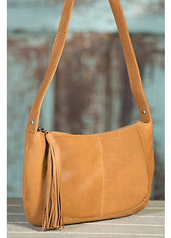 Women's Hobo Harmonie Leather Shoulder Bag