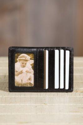 Hobo Euro Slide Vintage Leather Wallet