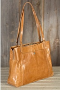 Women's Hobo Jerri Leather Tote