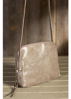 Women's Hobo Jacie Leather Crossbody Handbag