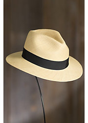 Panama Safari Straw Hat