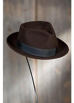Westend Wool Felt Fedora Hat