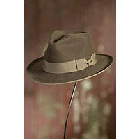 ...  59.00 Our Crushable Wool Fedora wears so well for all occasions we  dubbed it everywear. Beautifully crafted of fine wool felt 7837673455e