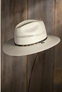 Outlander Biltmore Straw Fedora Hat