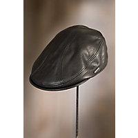1950's Mens Hats Goorin Bros. F. Fratelli Wool Fedora Hat BLACK Size SmallMedium 22 12quot circumference $79.00 AT vintagedancer.com