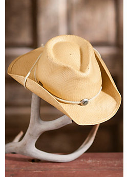 Kids' Shapeable Western Hat