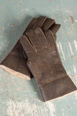 Men's Rugged Shearling Sheepskin Gloves