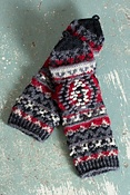 Women's Bella Handmade Convertible Wool Mitten