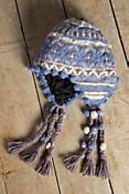 Women's Tessa Handmade Earflap Wool Hat