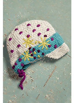 Women's Suraya Handmade Wool Hat