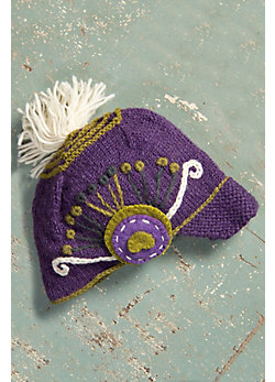 Women's Rani Handmade Wool Hat