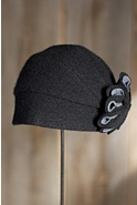 Women's Winslet Wool Cloche Hat