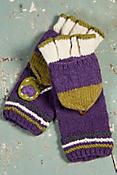 Women's Rani Handmade Wool Convertible Mittens