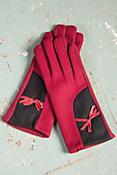 Women's Elin Boiled Wool Gloves