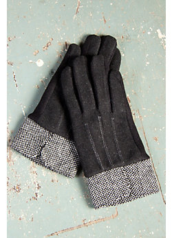 Women's Rita Boiled Wool Gloves