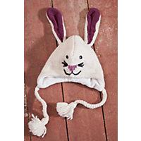 Children'S Bunny Handmade Wool-Blend Hat Western & Country