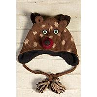 Children'S Deer Handmade Wool Hat Western & Country