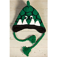 Children'S Dinosaur Handmade Wool Hat Western & Country