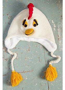 Children's Chicken Handmade Wool Hat