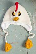 Children's Chicken Handmade Wool Hat