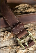 Westport Casual Leather Belt