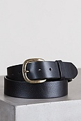 Men's Justin Basic Leather Work Belt