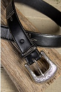 Justin Casual Leather Belt