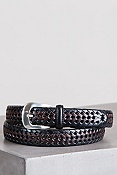 Burma Braid Leather Belt