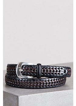 Burma Braid Leather Belt