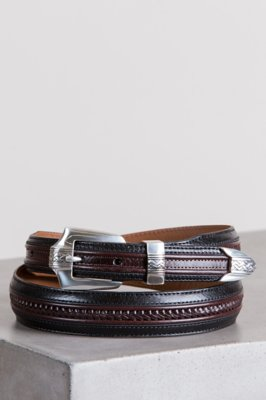 Pinon Hill Inlay Belt
