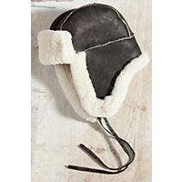B 3 Sheepskin Aviator Hat, BROWN/CREAM, Size Large (7 1/4–7 3/8)