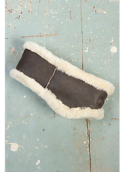 Shearling Sheepskin Ski Headband