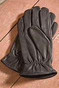 Men's Agent Leather Gloves with Waterblock Palms