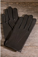 Men's Unlined Deerskin Roper Gloves