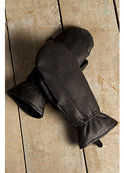 Women's Seneca Leather Mittens