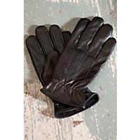 Men's Apollo Touchtec Leather Gloves, Black, Size Xlarge Western & Country