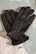 Men's Apollo Touchtec Leather Gloves