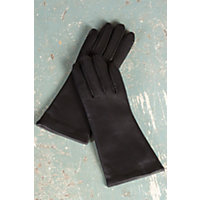 Women's Melody Sensor Touch Lambskin Leather Gloves, Black, Size 8 Western & Country