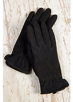 Women's Weekender Sensor Touch Suede Gloves