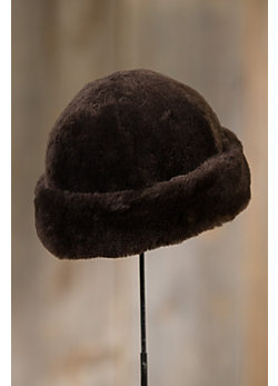 Mouton Shearling Sheepskin Hat