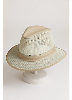 Crushable Mesh Breezer Safari Hat