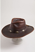 Raging Bull Leather Hat
