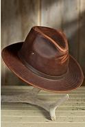 Outback Leather Safari Hat