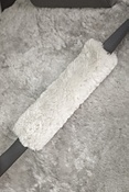 Sheepskin Seat Belt Cover