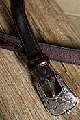 Women's Little Bitty Leather Belt